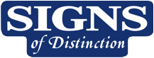 Signs of Distinction Logo